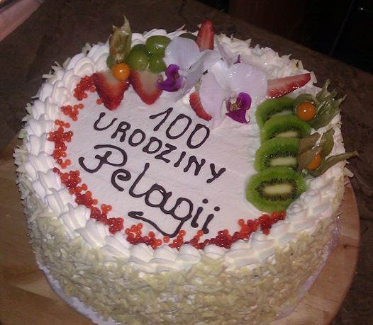 Z okazji 100 urodzin!