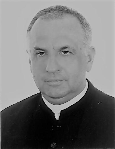 Zdjęcie ks. kan. Marka Wróbla